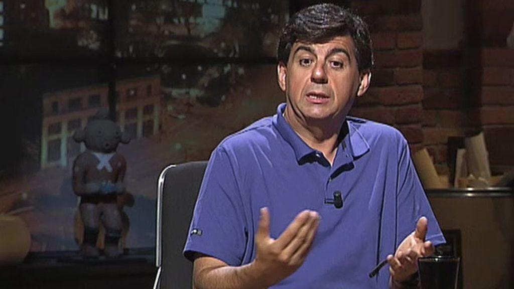 """José Manuel Gil: """"Luis me ha dicho que era consciente durante el coma"""""""
