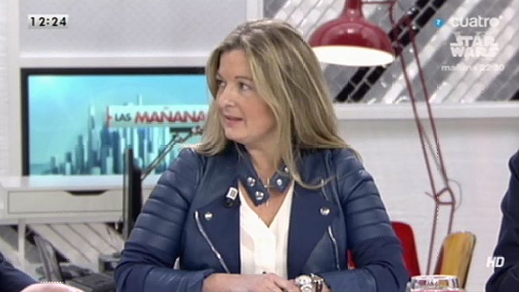 """Virginia López: """"Para mí, la Infanta perdió una oportunidad para demostrar su inocencia"""""""