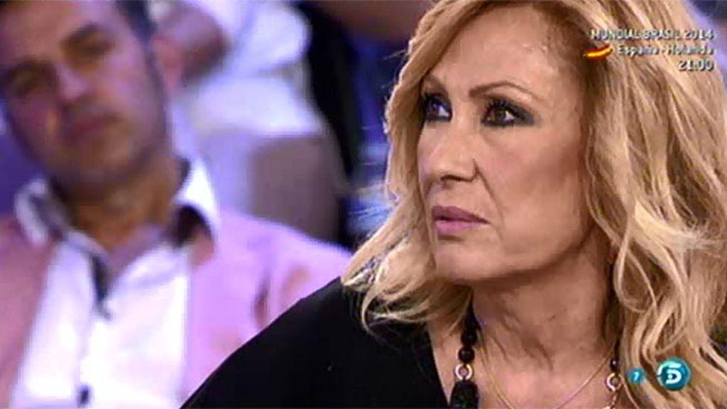 """Rosa Benito, sobre Amador: """"Yo estaba en 'SV' y él le abría las puertas de casa a Mayte"""""""