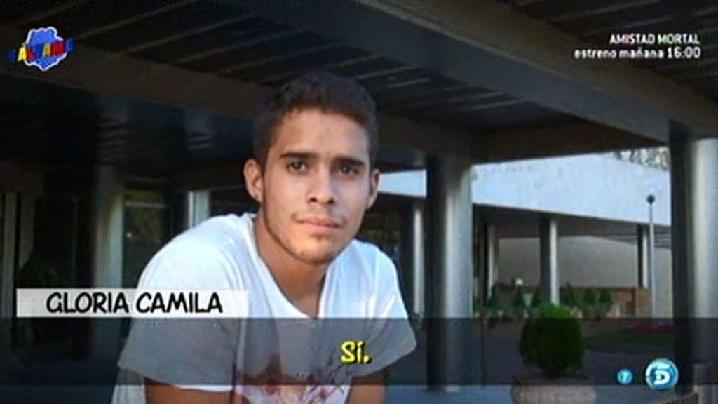 Gloria Camila desmiente que la familia quiera incapacitar a Jose Fernando