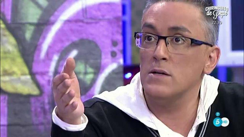 "Kiko Hernández: ""Laura ha dicho la cantidad exacta de pedos que se tira Kiko Matamoros"""