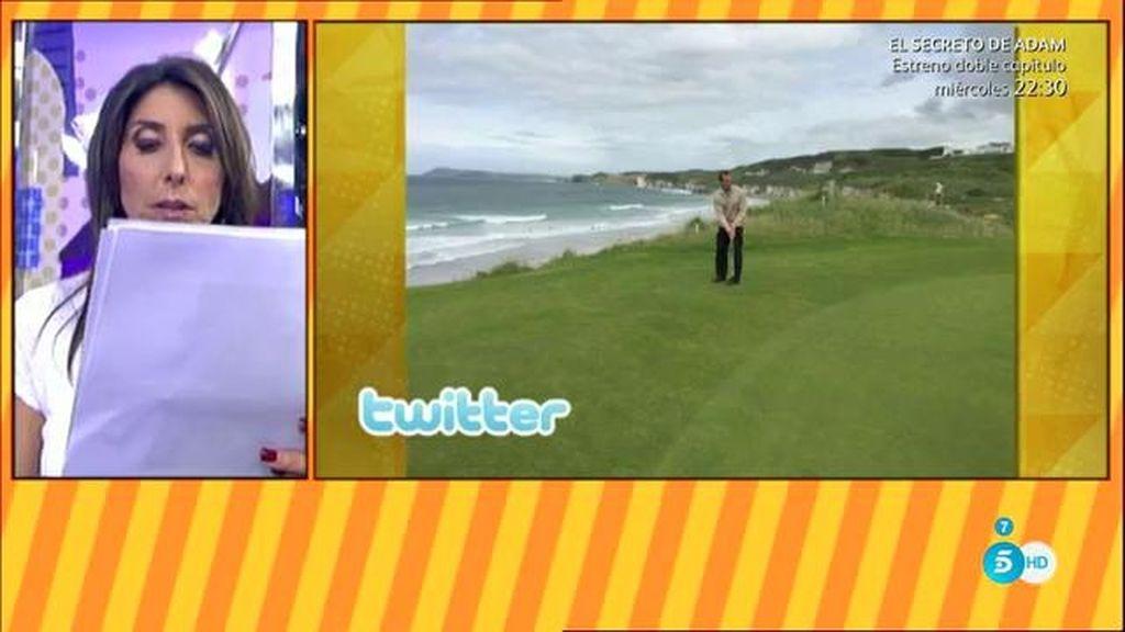 """La respuesta de Lequio ante la polémica con Hormigos: """"Estoy jugando al golf en Portrush"""""""
