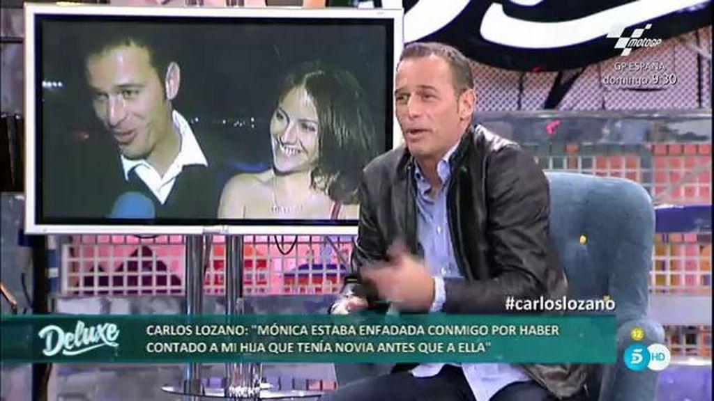 """Carlos Lozano: """"Mónica Hoyos y yo discutimos, pero no lo aireo en platós"""""""