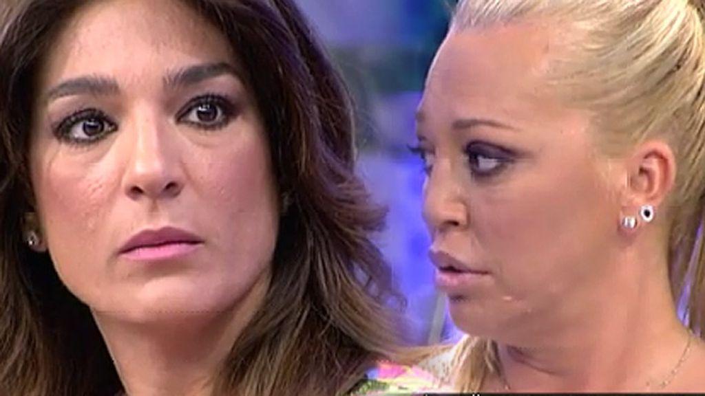 """Raquel Bollo: """"No voy a venir aquí a saldar a Belén nada, lo haré en privado"""""""