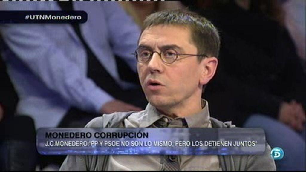 La entrevista íntegra de Juan Carlos Monedero en 'Un tiempo nuevo'