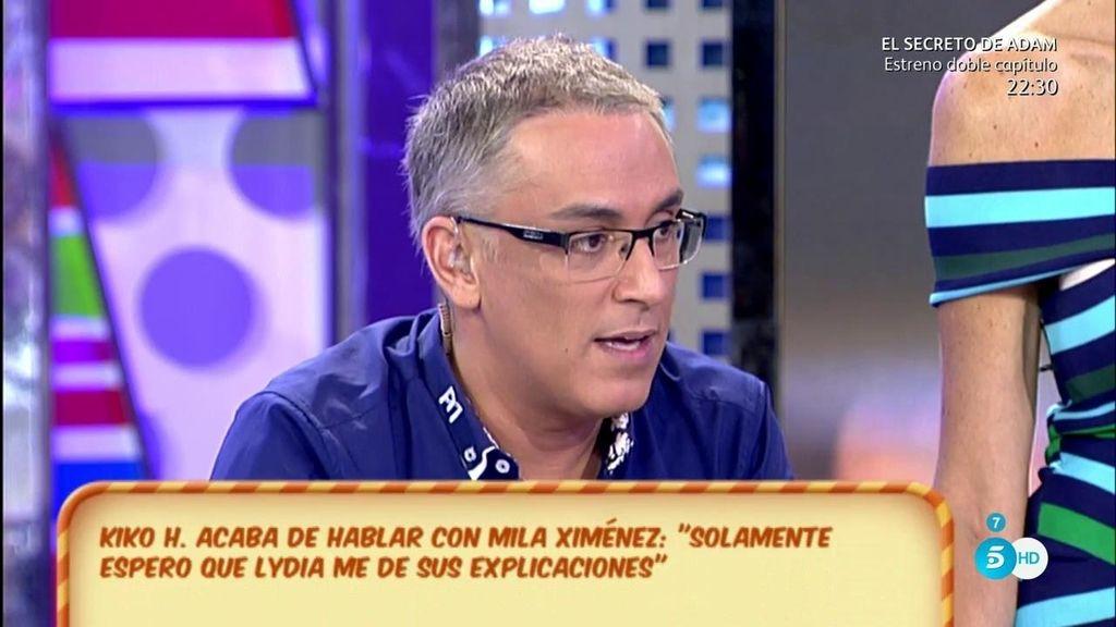 Mila Ximénez pedirá explicaciones a Lydia