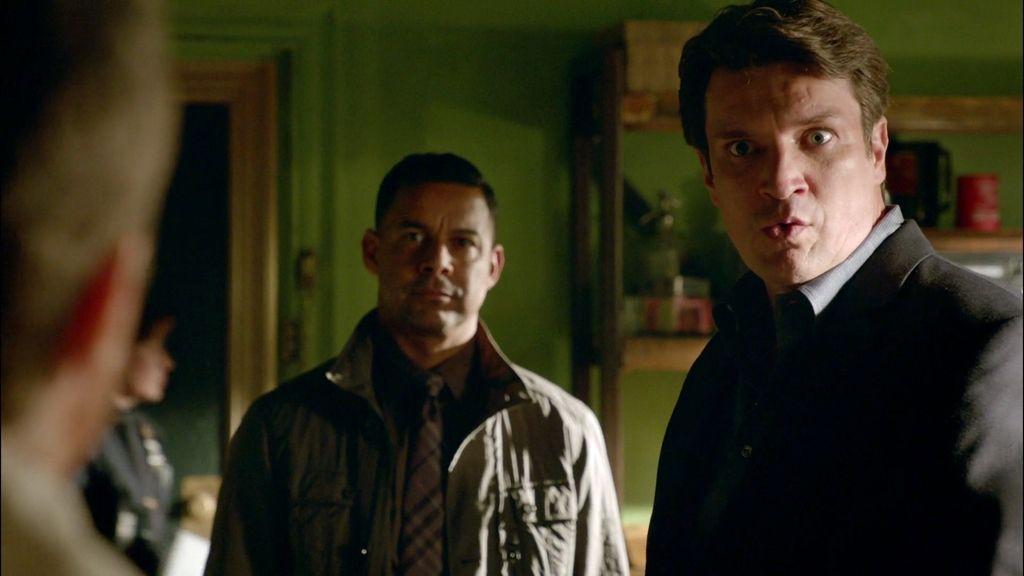 """Castle empieza su terapia: """"Ooooh, ha hecho un buen 'Espo', solo le ha faltado decir tío"""""""