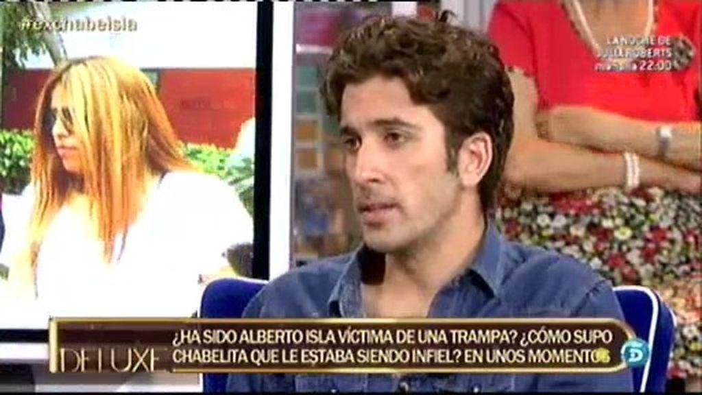 """Manuel: """"Chabelita va a tener difícil que alguien se enamore de ella"""""""