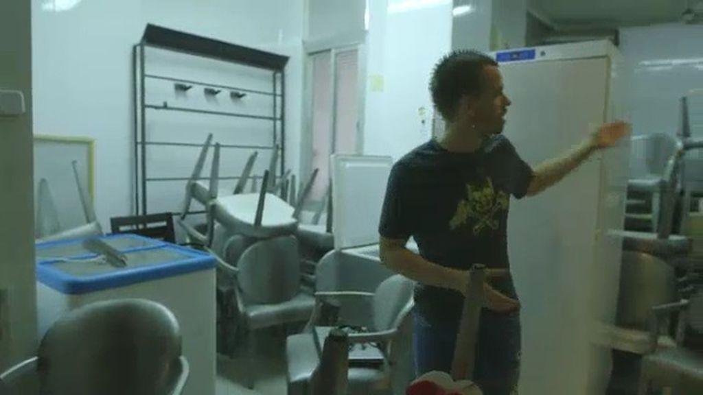 """Dabiz regresa al primer Diverxo: """"Hacíamos alta cocina en un sitio diminuto"""""""