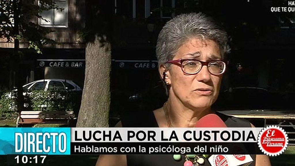 """La psicóloga del menor obligado a vivir con sus abuelos: """"En una ocasión, Julio ha verbalizado que se quiere quitar de en medio"""""""