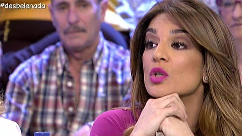 """Raquel, sobre Luis Amaya: """"Me parece injusto que pidiese perdón y vuelva a lo mismo"""""""
