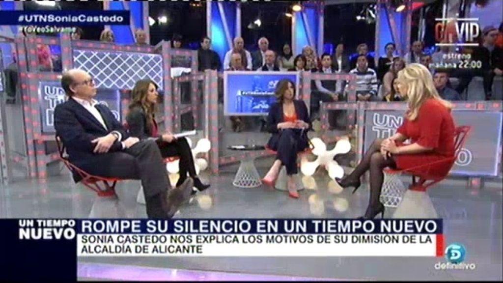 """Sonia Castedo: """"Dije que iba a dejar una ciudad """"guapa, guapa, guapa"""". Así ha sido"""""""