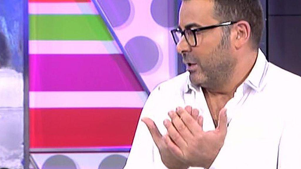 "Jorge Javier: ""Ahora sí soy feliz en 'Sálvame"""