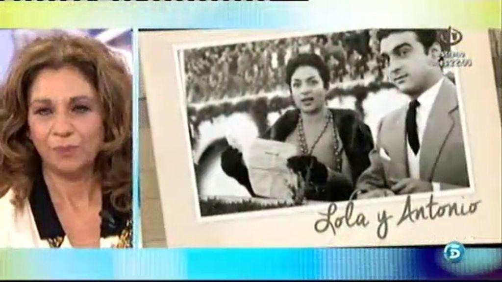 Lola y 'El Pescadilla', el inicio de una saga