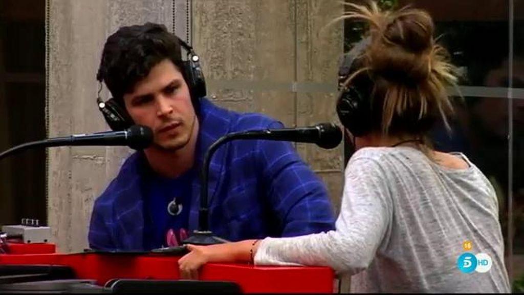 """Laura Campos, de Laura M. y Alejandro: """"Tienen un fondo muy parecido"""""""