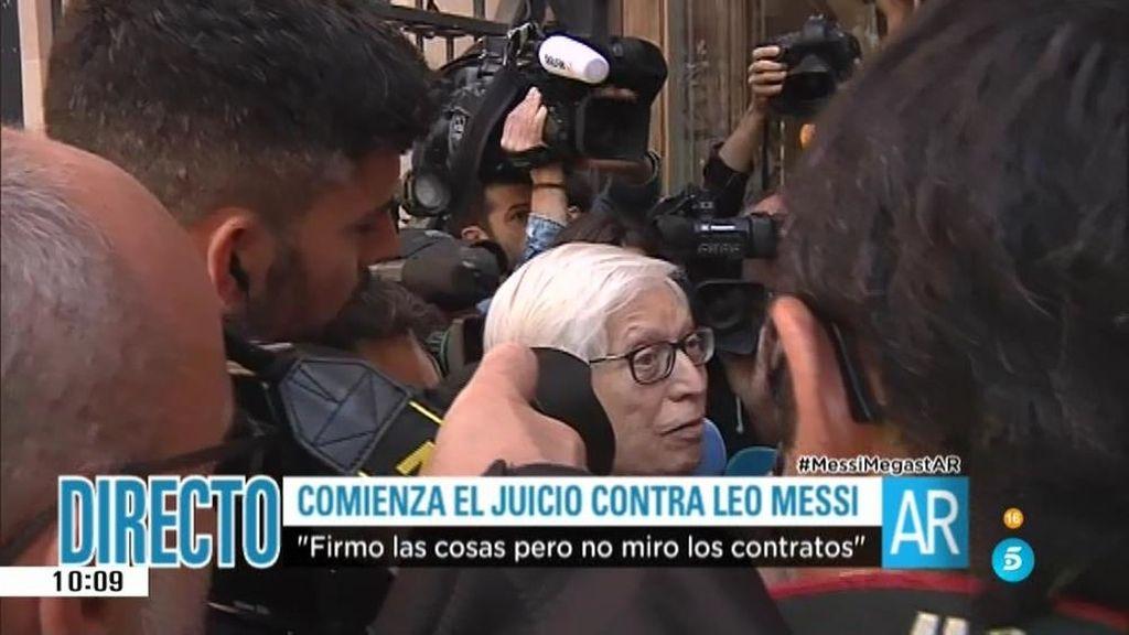Comienza el juicio contra Leo Messi por presunta evasión fiscal