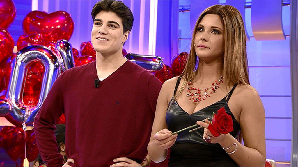 """Julen confiesa su amor a Alba: """"El """"te quiero"""" que te dije, sí lo sentía"""""""