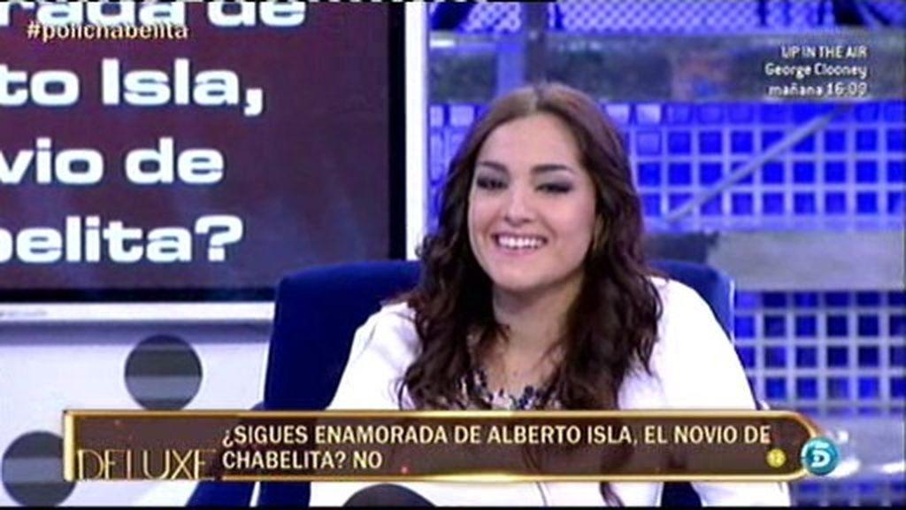 """Estefanía: """"Alberto me fue infiel"""""""