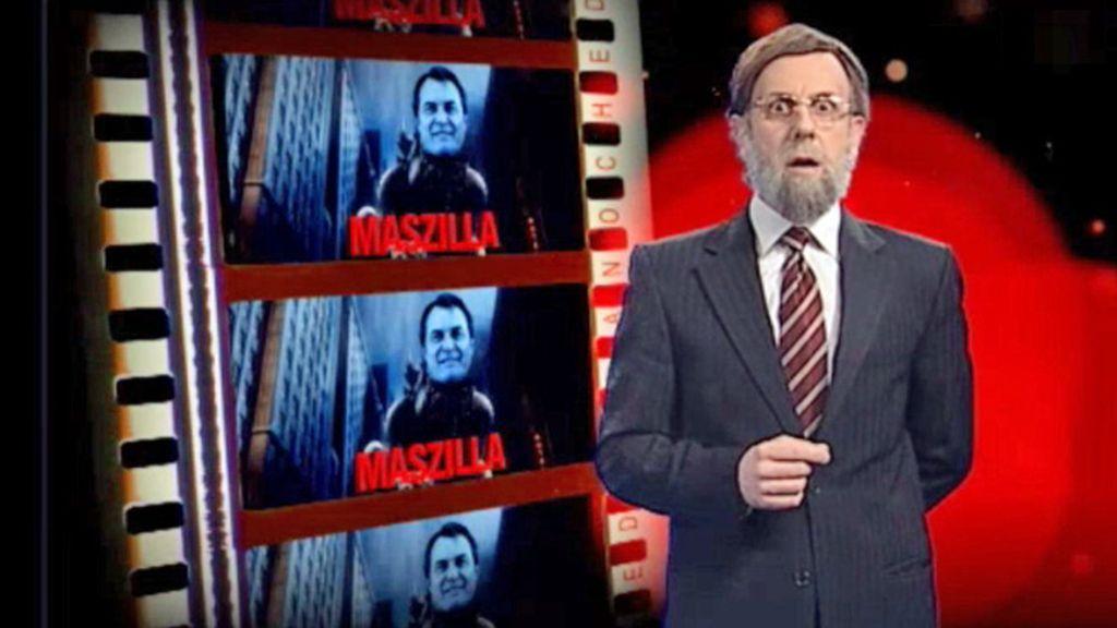 'Maszilla', un monstruo con nombre propio