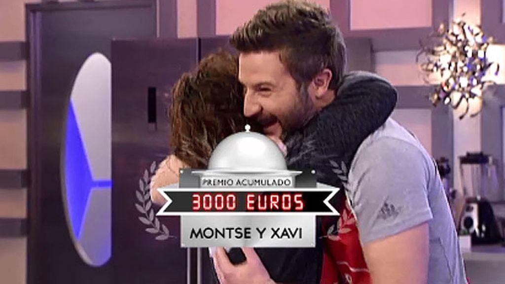 Montse y Xavi vuelven un programa más gracias a sus tomates rellenos