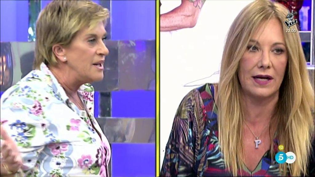 """Belén Ro, a Chelo Gª Cortés: """"¿Qué narices te crees que es 'Diario Ché?"""""""