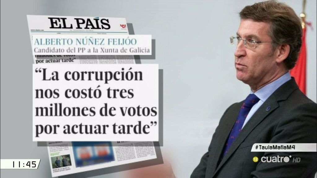La corrupción ha perjudicado al PP hasta hacerle perder un 30% de sus votantes