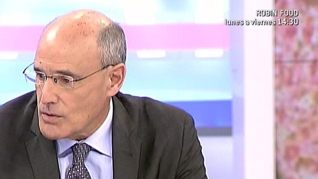 """R. Bengoa, asesor de Obama: """" En España no hemos ensayado lo suficiente los protocolos"""""""