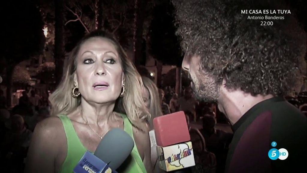 ¿Han tenido un encuentro romántico Rosa Benito y Amador Mohedano?