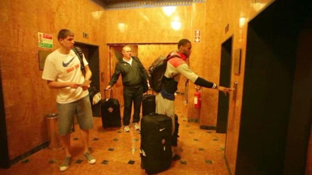 La película de la Final Four: De la llegada a los hoteles al sabor a victoria