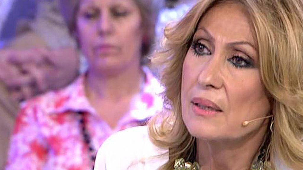 """Rosa Benito: """"Hay comentarios que Belén ha hecho en la casa que me han molestado"""""""