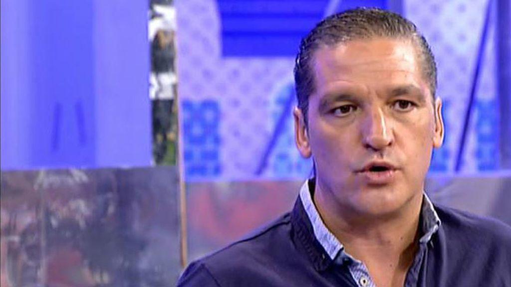 """Gustavo, de Rafa Mateo: """"En el 2009 le detuvieron dos veces por robo con fuerza"""""""
