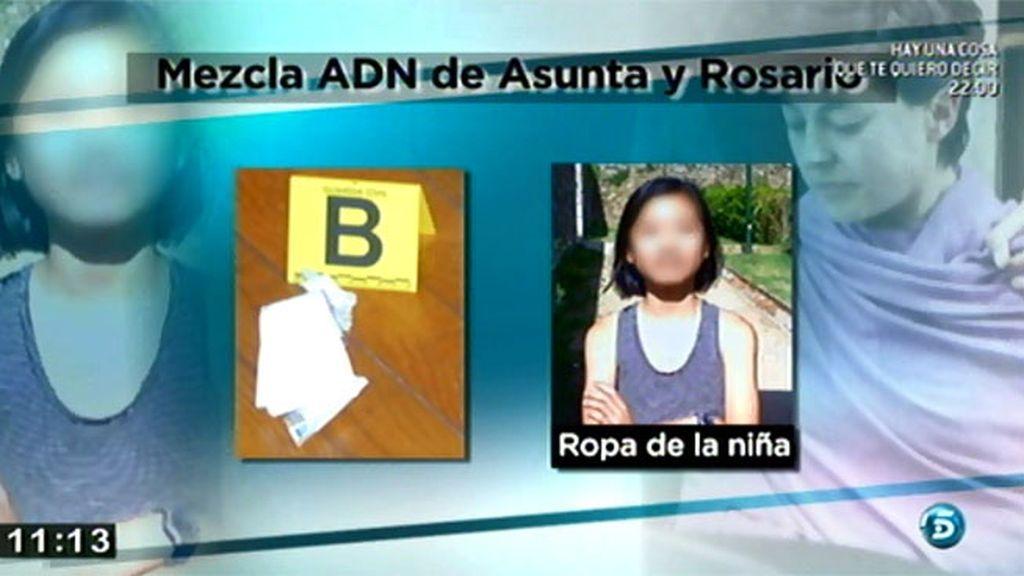 El ADN señaló a 9 personas en el caso de Asunta