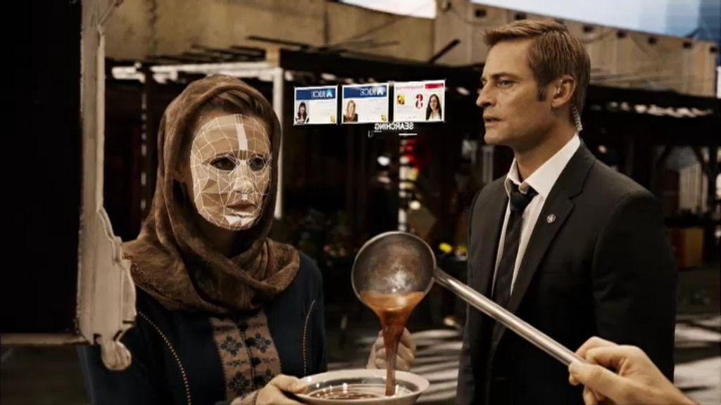 Gabriel Vaughn crea un mercado virtual para localizar a una sospechosa
