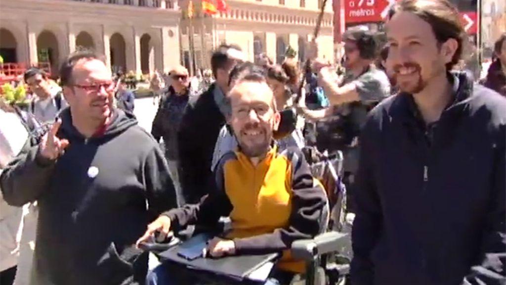 Los posibles apoyos de Ciudadanos y Podemos centran la campaña