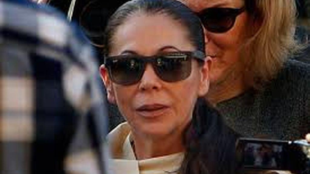 La fiscalía califica de arbitrario el recurso de casación de la defensa de Isabel Pantoja