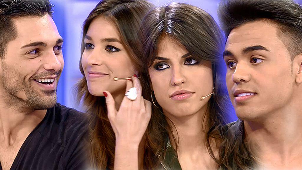 Intercambio de pretendientes: Jenny quiere tener una cita con Isaac y Sofía quiere a Ander en su bando de pretendientes