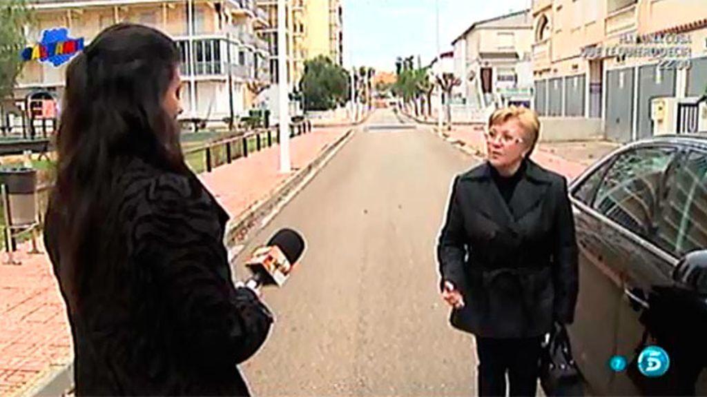 Remedios Torres y Pepe Campanario se enfrentan a la reportera Laura Lago