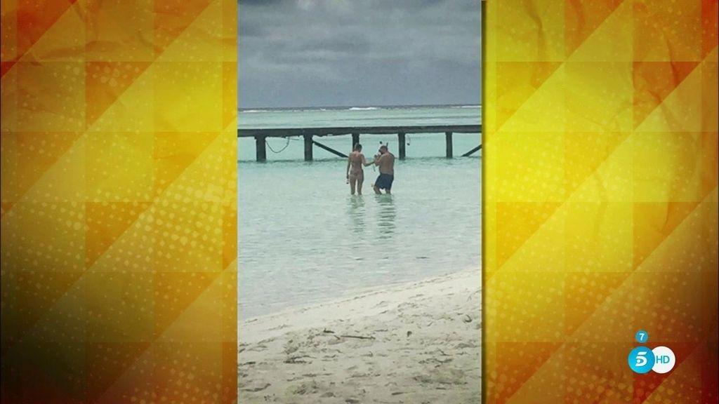 ¡¡Tenemos las imágenes exclusivas de la luna de miel de Kiko Rivera en las Maldivas!!