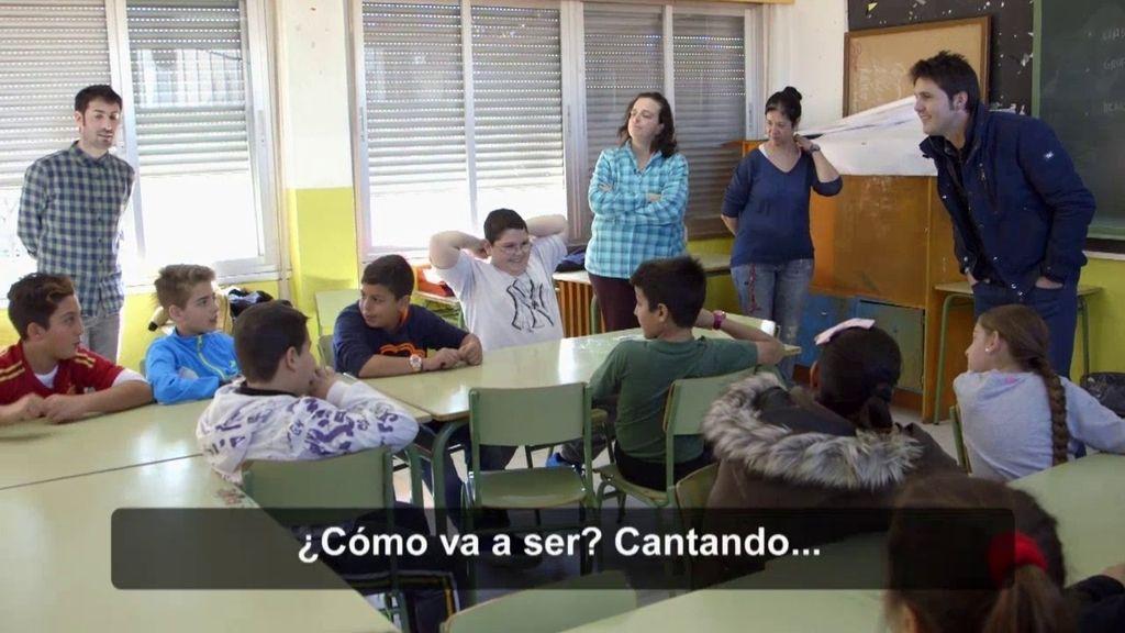 Un colegio en Vallecas, sin libros ni deberes