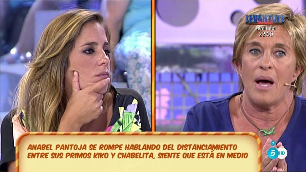 """Chelo pide perdón a Anabel: """"Te pido disculpas por haberlo hecho público"""""""