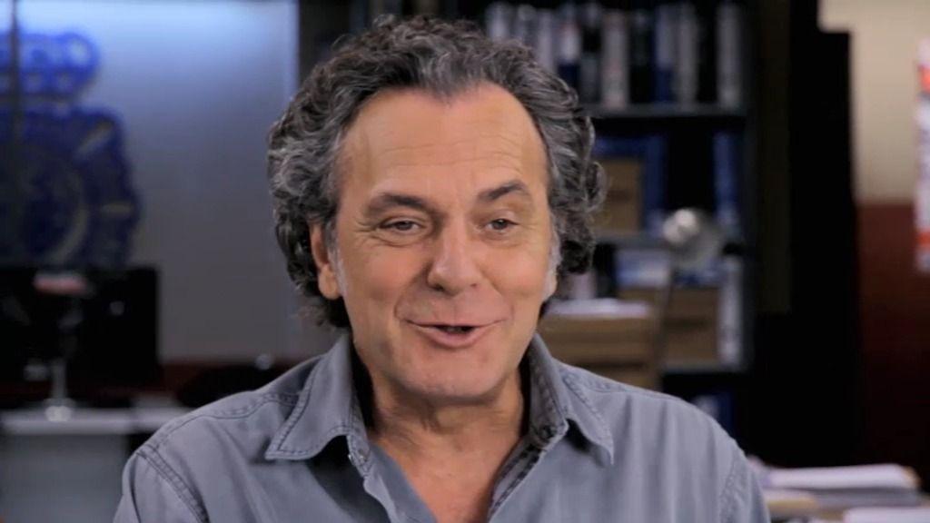 """José Coronado: """"Los guiones de la segunda temporada se salen"""""""