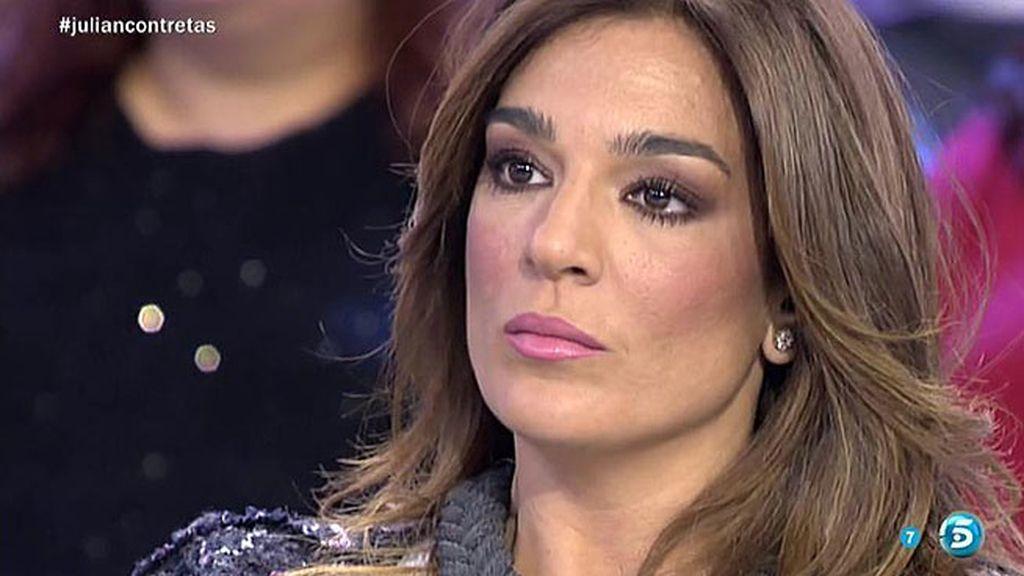 """Raquel, a Ángela Portero: """"Para hablar de los demás, hay que tener tu vida muy limpia"""""""