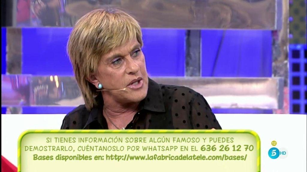 """Chelo Gª Cortés: """"Según el abogado de Preysler, los hijos de Boyer se presentaron con un perito y se les permitió hacer fotos"""""""