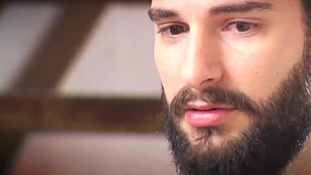 """Jose María: """"Alba me confesó que estaba con Antonio Tejado por dinero"""""""