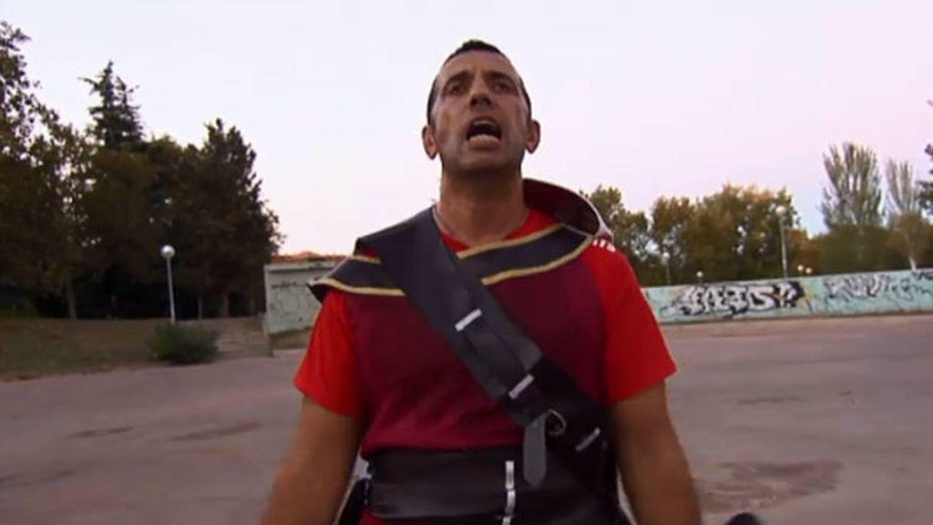 """Osmin, a Sergio: """"Para mí eres un guerrero"""""""