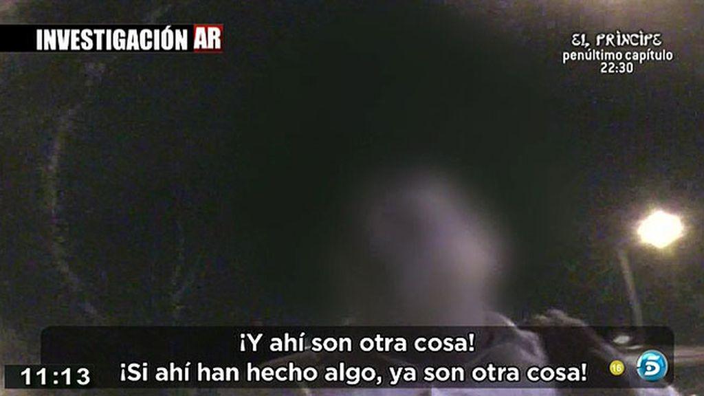 'AR' localiza a una de las prostitutas que denunció a 'Los Ángeles del Infierno' en un club de la banda