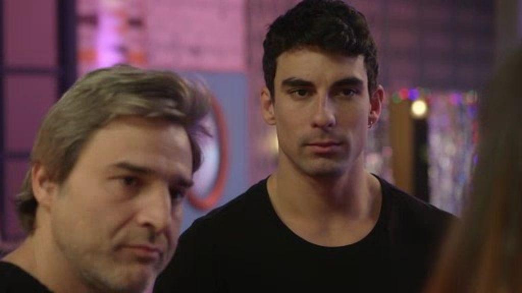Víctor, un trampolín en la carrera de André... ¿Aceptará la ayuda de su padre?