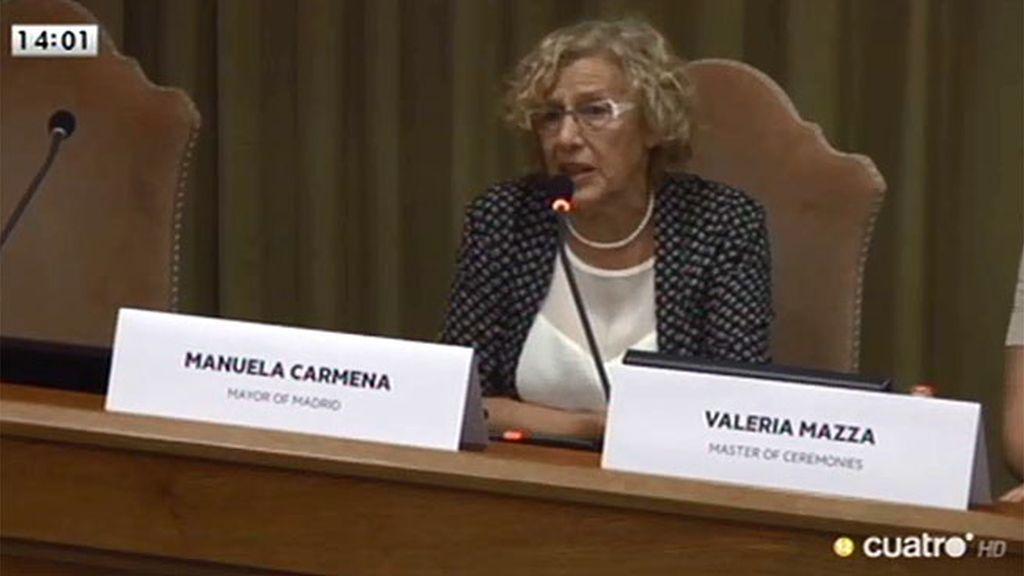 Manuela Carmen plantea la reflexión de la prostitución en el Vaticano