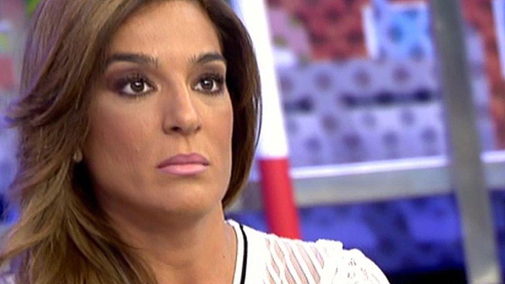"""Raquel Bollo: """"Isa ha perdonado a Alberto pero él le tiene que demostrar mucho"""""""