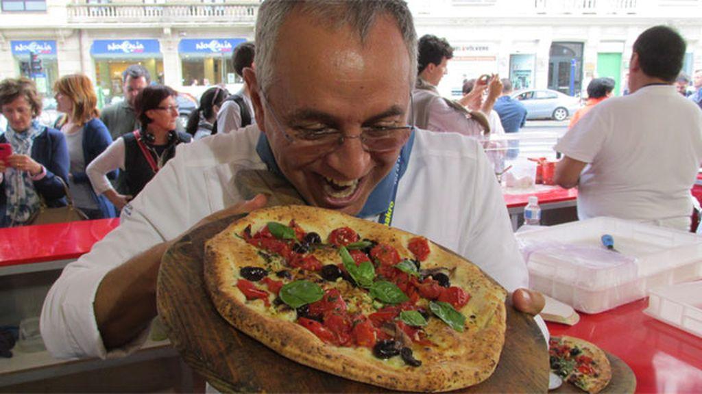 Los maestros pizzeros más afamados del mundo hablan para delascosasdelcomer